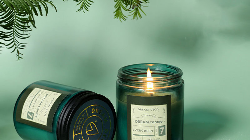 Scented Natural Soy Wax Candles