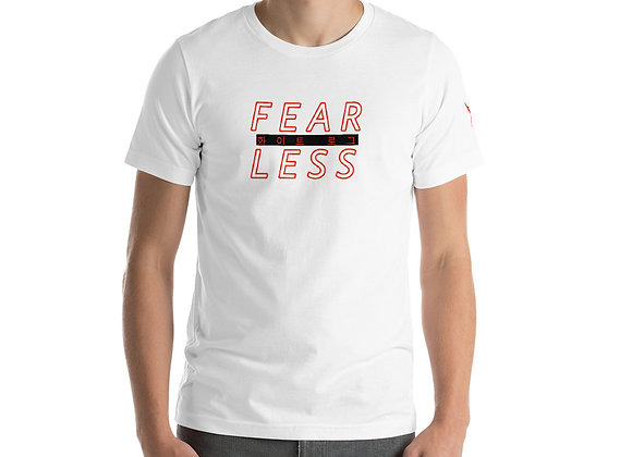 FEARLESS BLK/RED