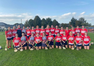 Junior B Camogie Team