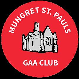 Mungret St. Pauls Logo_red grey correct.