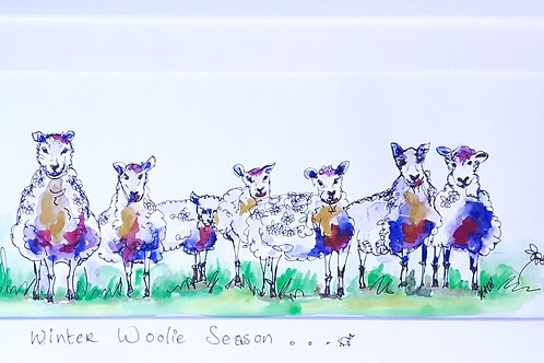 Winter Woolie Season