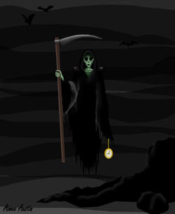 rob the reaper unmarked