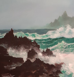 Skellig Rock - Sold
