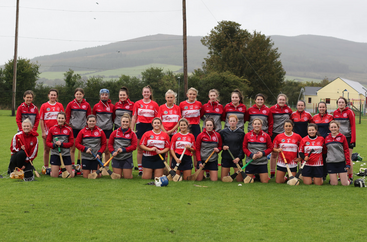 Junior Camogie Team