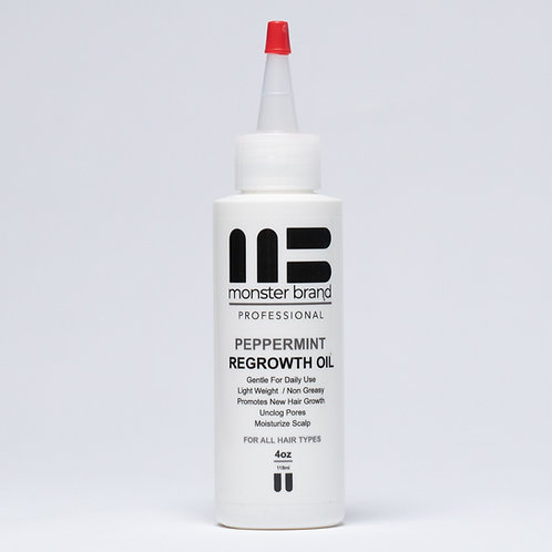 Peppermint Regrowth Oil 4oz