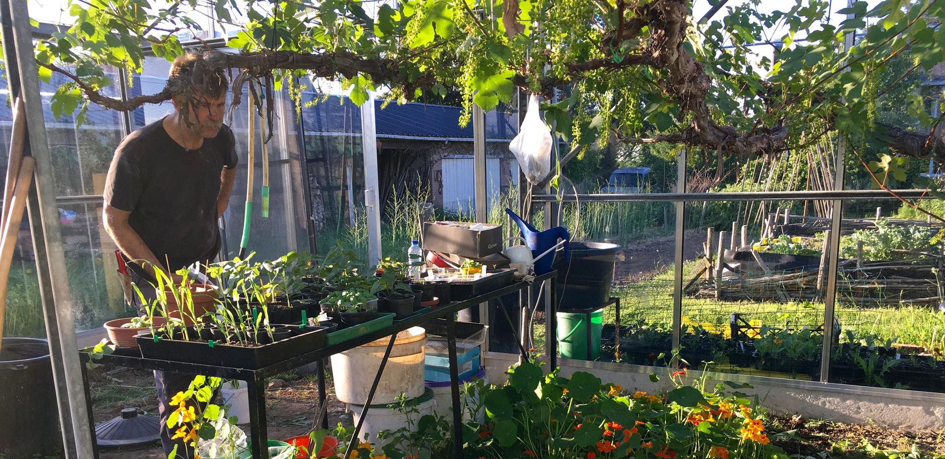 De tuin van Agatha