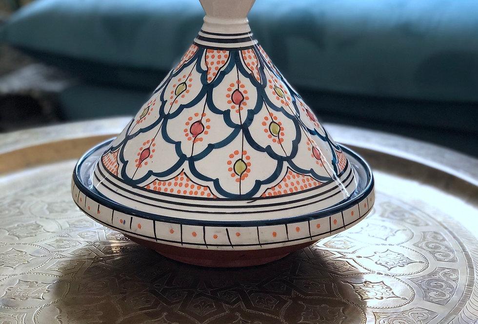 Multicolored Tajine