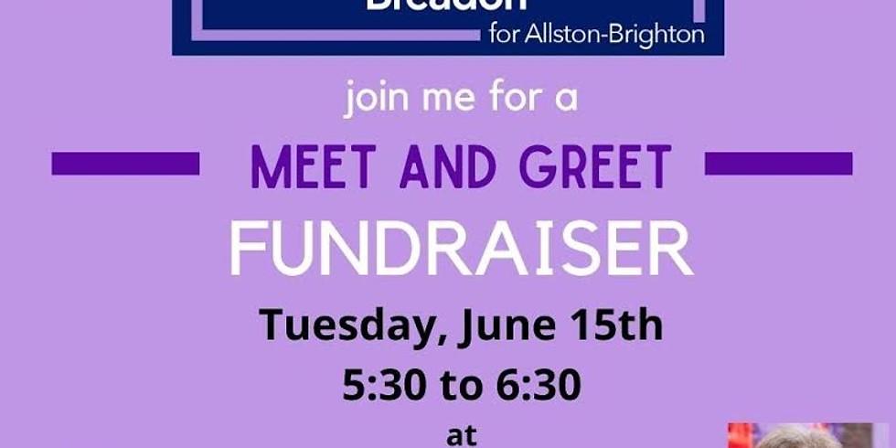 Meet and Greet Fundraiser