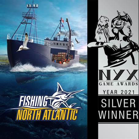 Fishing: North Atlantic got a silver award