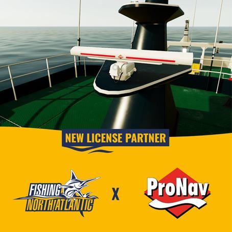 New licensepartner ProNav