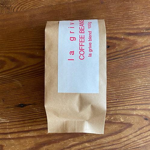 le grain de cafe 100g / la grive blend