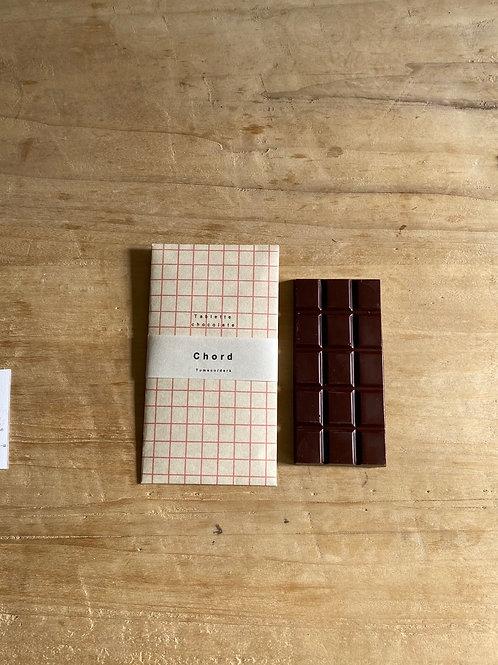 TUMACO/ cacao72% dark