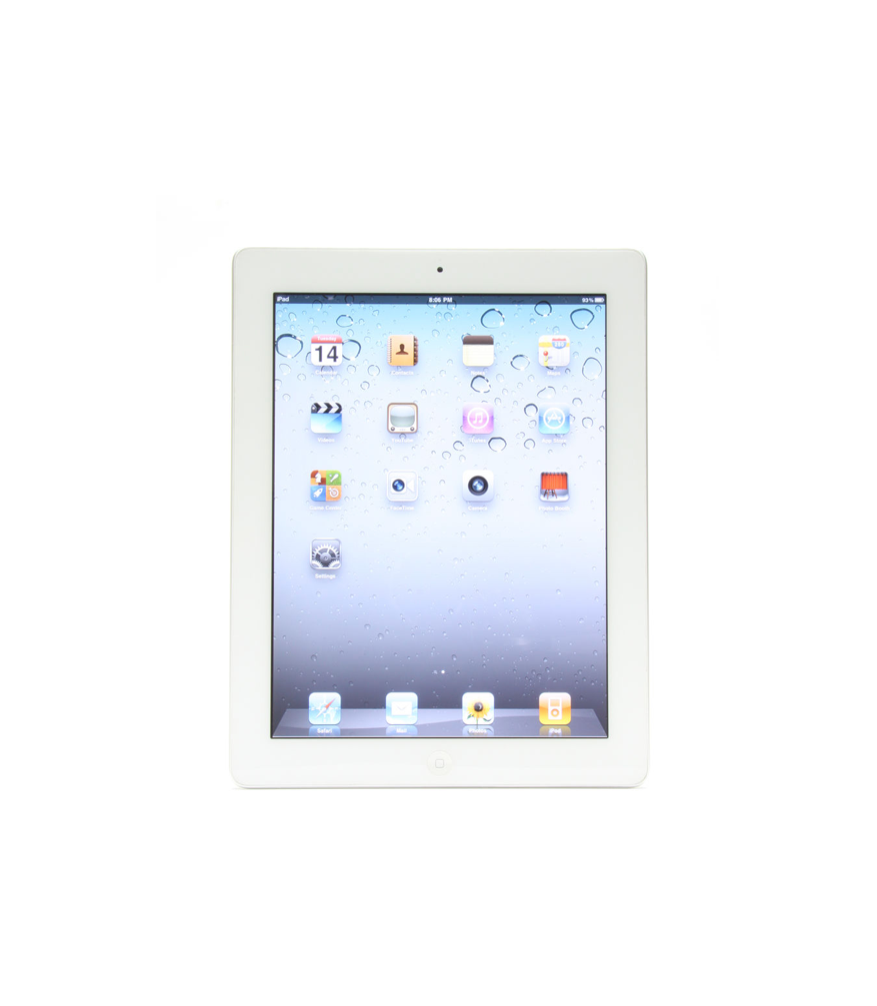 iPad 3 Glass only - White