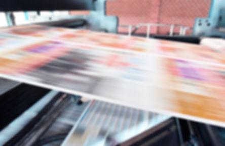 Printing finance