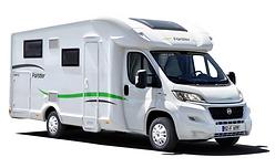 Wohnmobil Forster 699 EB Modell 2021
