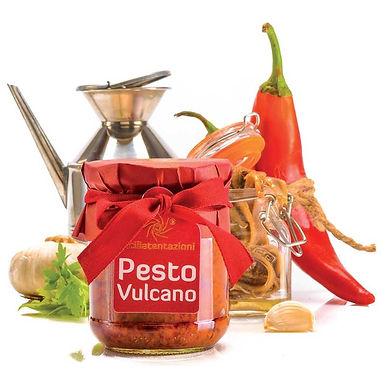 PESTO VULCANO 180g