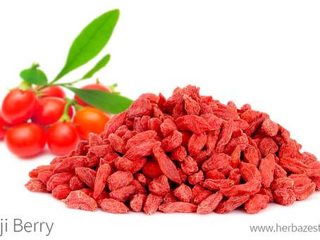 Superfood Friday: Goji Berries