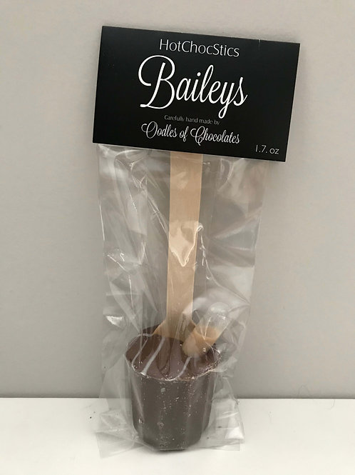 Baileys Hot Chocolate Sticks