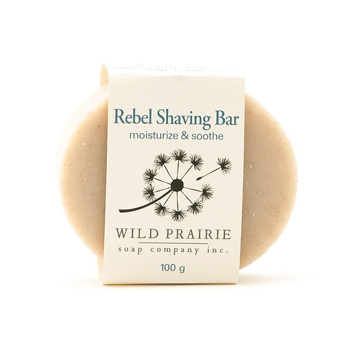 Rebel Shave Bar