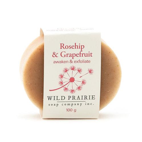 Rosehip & Grapefruit Soap