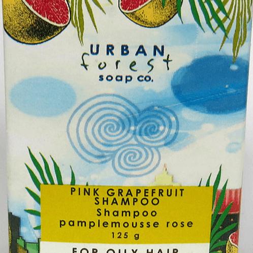 Pink Grapefruit Shampoo Bar