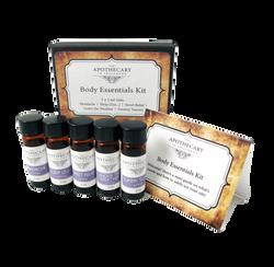 Apothecary Body Essentials Kit