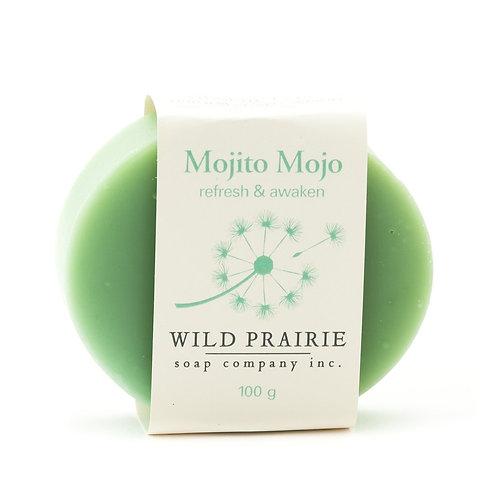 Mojito Mojo Soap