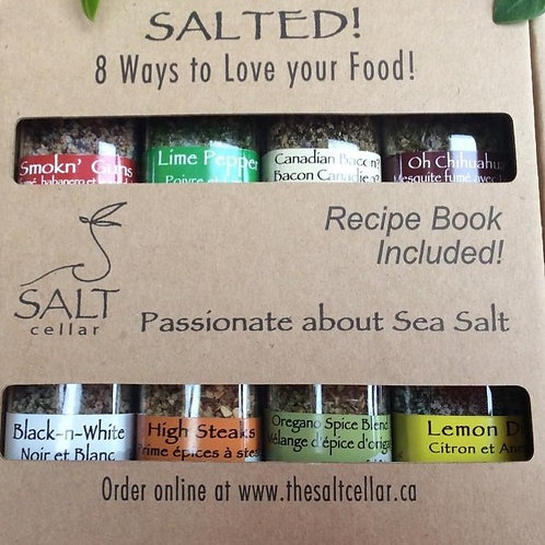 SALTED 8 ways to Love your Food