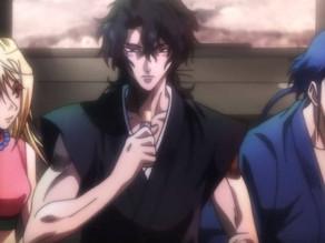 Gibiate: Um anime tão ruim quanto a pandemia