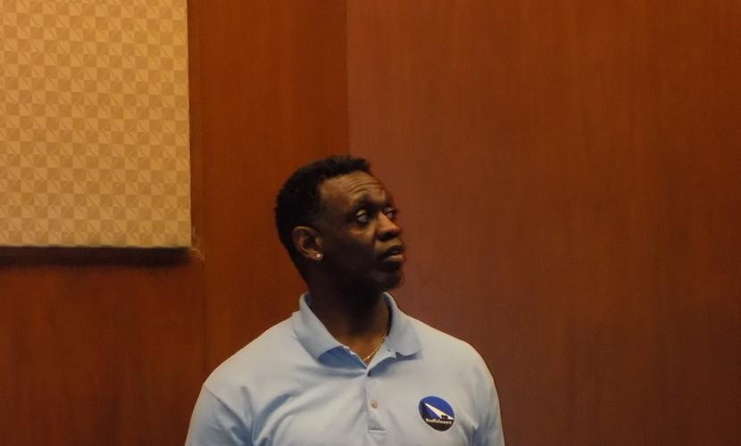 Founder/Co-Director, Marlon Mitchell
