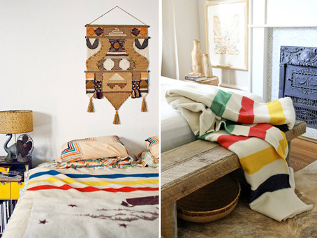 Hudson's Bay Point Blankets