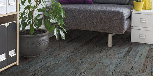 Green Interior Design Beautiful Cork Floor Options