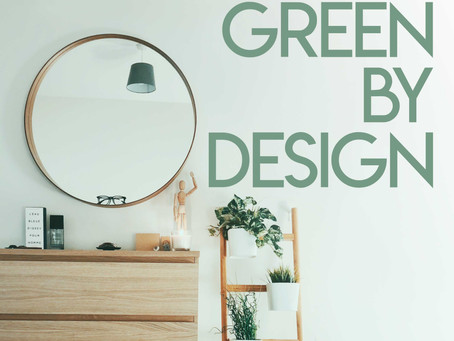 Green By Design Podcast Episode 10 - Sustainable Manufacturing with Bret Englander