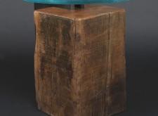 Unique Wooden Side Tables