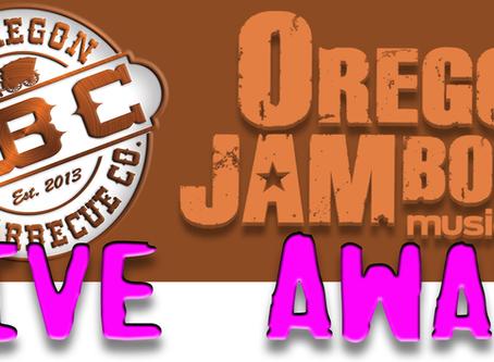 FREE OREGON JAMBOREE TICKETS