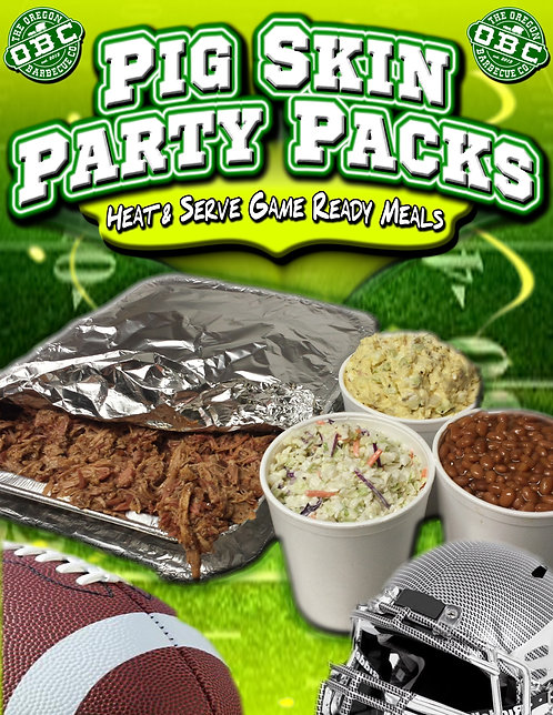 Tailgate Party Pack - The Touchdown