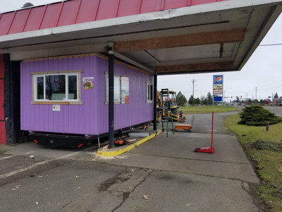 Oregon Barbecue Company opens new restaurant location in Lebanon Oregon - Award winning food rand #1 BBQ in state of Oregon