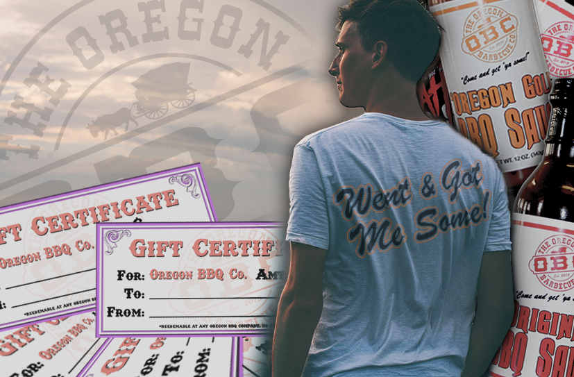 Shop Oregon BBQ - Gifts, Holidays, Food, Spices, BBQ Sauce, Shirts, Certificates