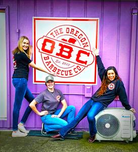 Oregon Barbecue New Lebanon Oregon location - Brings #1 ranked BBQ in Oregon to new spot in Lebanon
