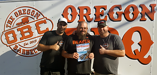 NW Travel & Life Magazine name Oregon BBQ Company restaurant the best bbq in state of oregon