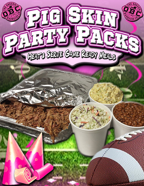 Tailgate Party Pack - The Long Bomb