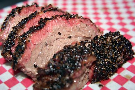 Oregon BBQ Restaurants Voted #1 Food - Beef Brisket