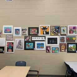 ND Student Art Show