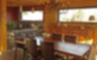 Salle à manger Au Chant du Riou