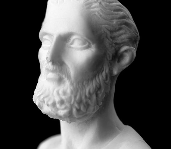 Hippocrates was an ancient Greek physici