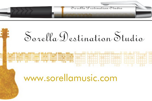 Sorella Destination Studio Pen