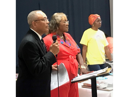 RALI Maryland Partners Speak at PG County Event