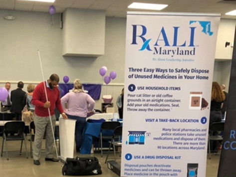 RALI Maryland Helps Educate Frederick County Residents at Frederick Stands Together