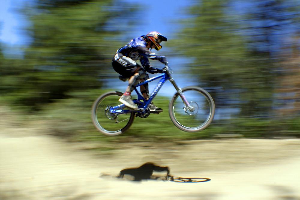panning bici mtb