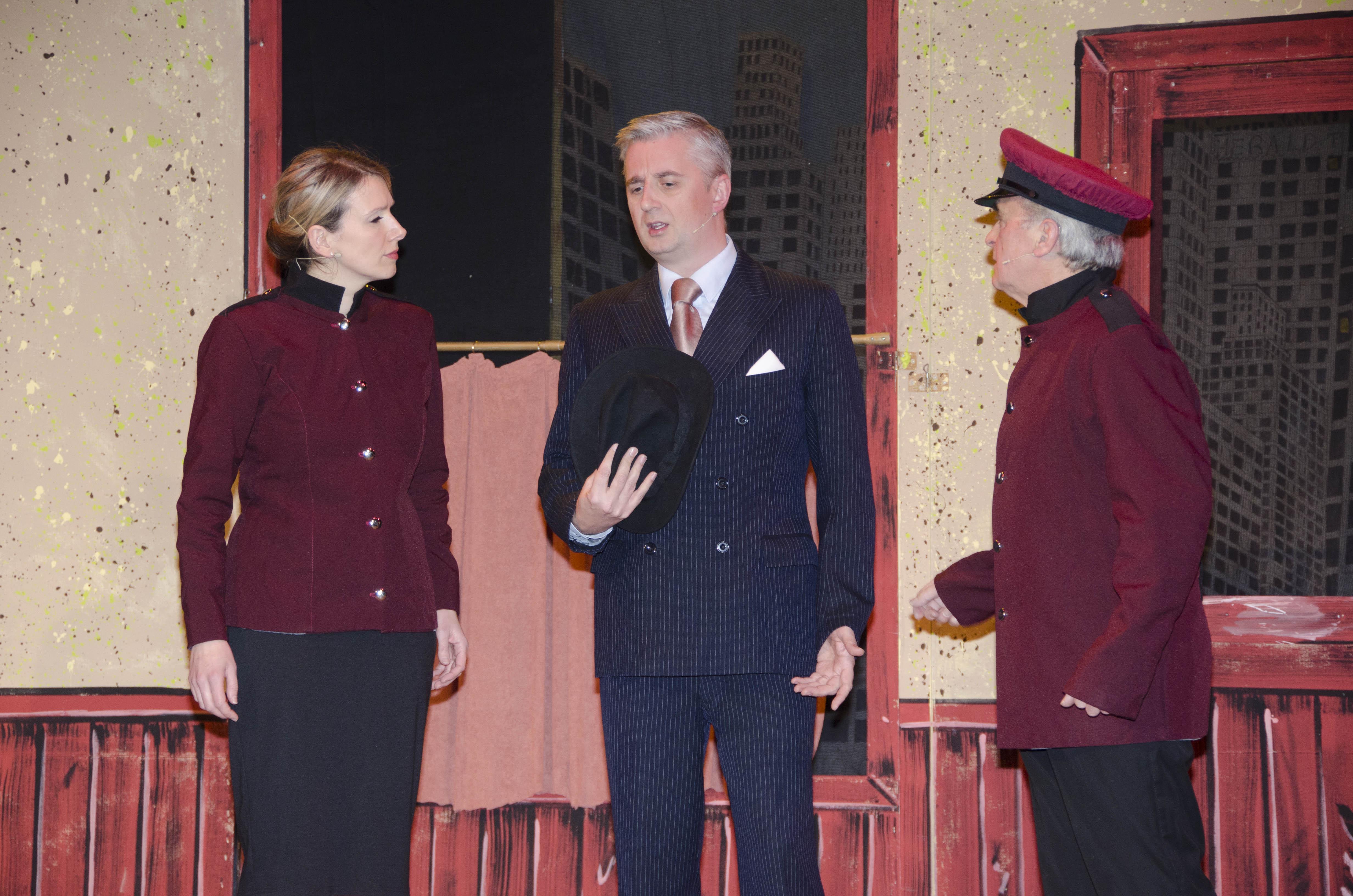 Sarah, Sky & Arvide Abernathy